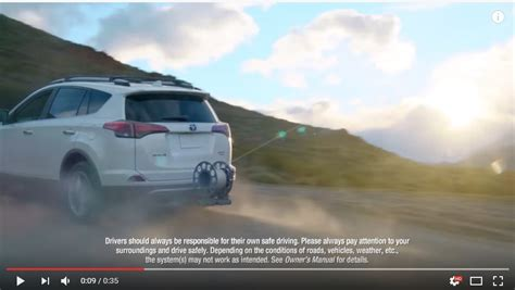 Toyota Commercial Toyota Paragliding Daily Commercials