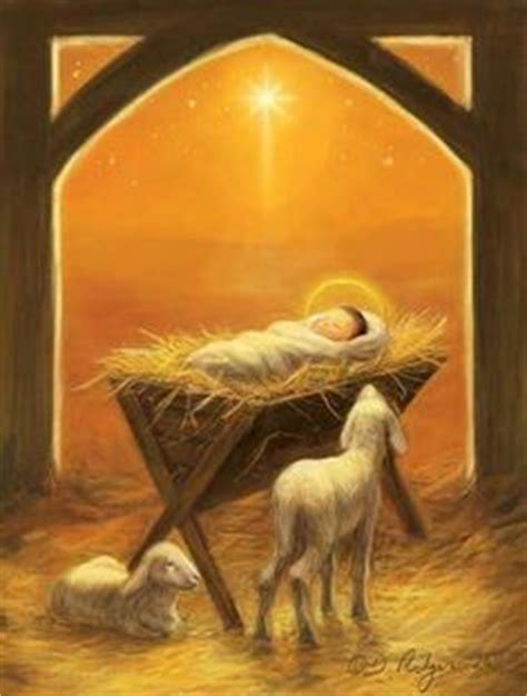 1000 Images About Christ Baby Jesus Vintage Christmas Baby Jesus In The Crib