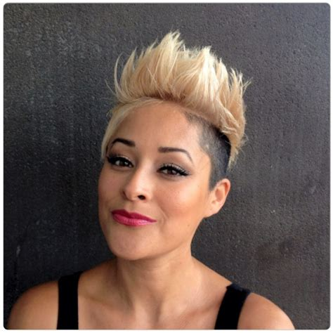 blonde pixie mohawks 1000 images about whaaaat on pinterest good haircuts