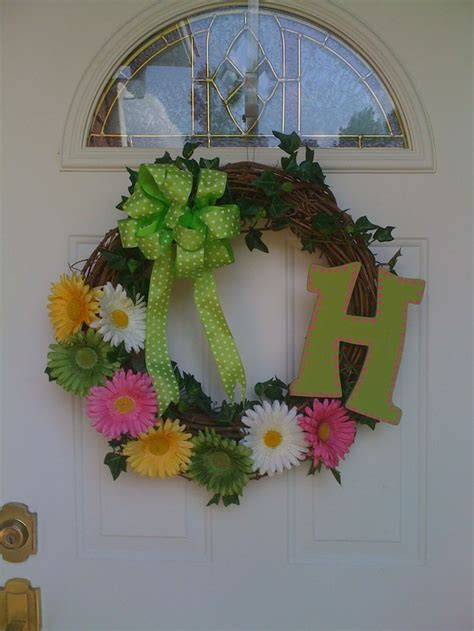 spring wreaths for door 17 best images about door wreaths on pinterest summer