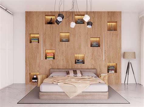 libreria in da letto 1001 idee come arredare la da letto con stile