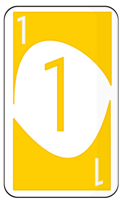 Uno Number image uno card new png object shows community