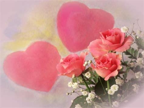 imagenes de corazones y rosas romanticas im 225 genes de rosas con corazones