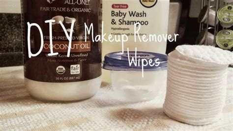 diy makeup wipes makeup remover wipes products