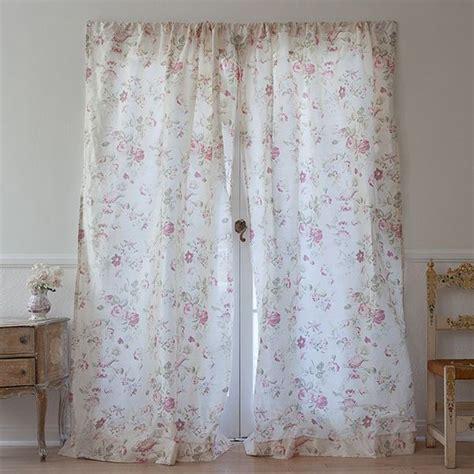 silk flower curtain 85 best rachel ashwell images on pinterest shabby chic