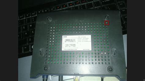 reset modem online how to configure reliance broadband modem zte zxdsl 531b