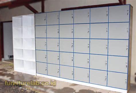 Lemari Untuk Tas jual produsen pabrik pembuat lemari locker laboratorium