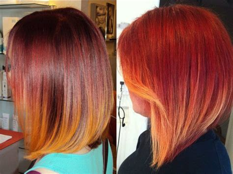 the color for 2017 hair color 2017 blorange hair