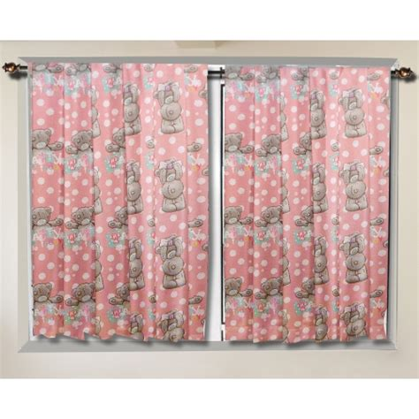 66 inch drop curtains me to you tatty teddy bonbon 66 x 54 inch drop curtain