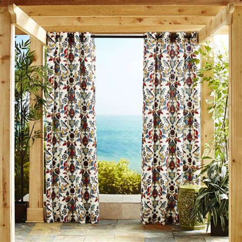 pier one outdoor curtains outdoor curtains a roundup of options uncookie cutter