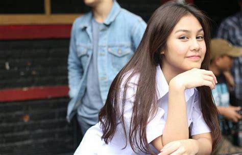Film Dilan Milea | profil vanesha prescilla pemeran milea di film dilan 10