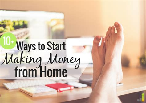 design home earn cash 10 great ways to make money online from home frugal rules