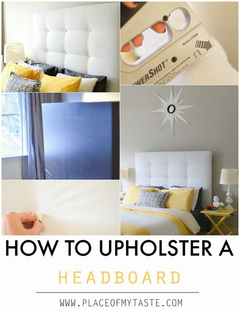 How To Upholster An Existing Headboard by Hacks A Diy Upholstered Malm Headboard
