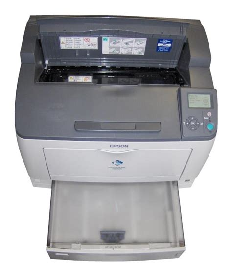 Printer Laser Epson A3 the epson aculaser m8000n a3 laser printer pictures