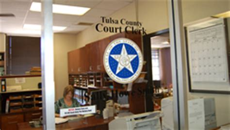 Oklahoma Court Dockets Oscn Records Tulsa County Oklahoma