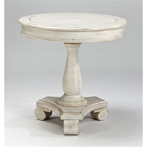 round white accent table ashley mirimyn round accent table in white t505 106