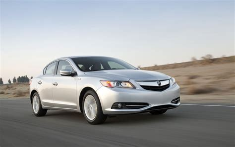 most wanted cars acura ilx hybrid 2013
