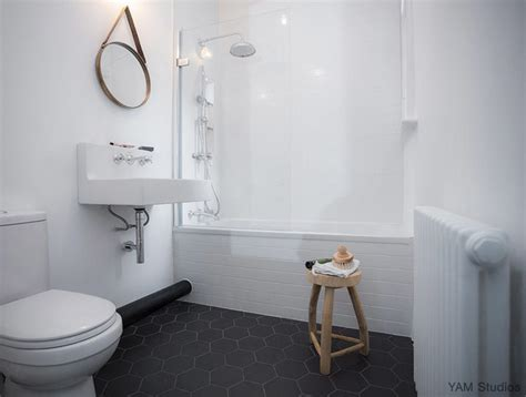 Brixton Pad   Scandinavian   Bathroom   London   by YAM