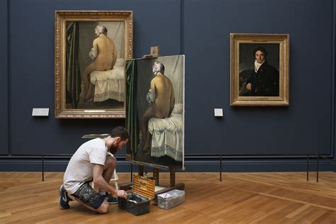 picasso paintings louvre louvre copyists a lasting traditional from the