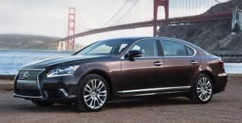 Lexus Ls 600 2016 Lexus Ls 600h L Review Cargurus