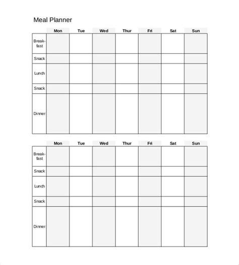 29 Daily Planner Templates Pdf Doc Free Premium Templates Daily Meal Planner Template
