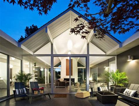 remodeled eichler home in california john klopf interview the eichler remodelling expert