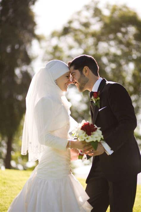 Abaya Wedding 02 matching hijabs with white wedding gowns style fashion ideas