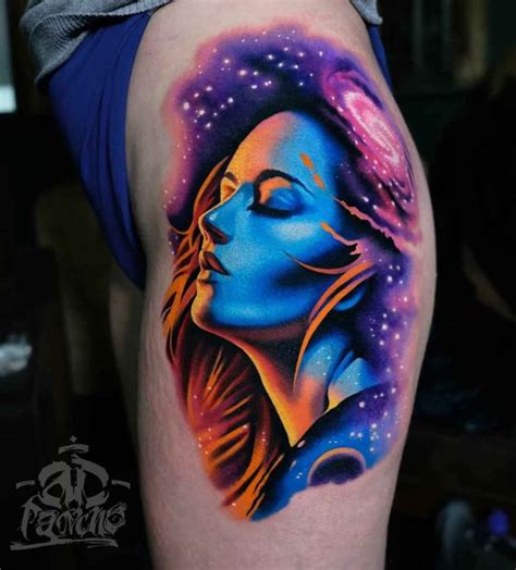 tattoo ideas universe hip universe goddess best ideas gallery
