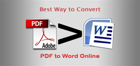 convert pdf to word best way best ways to convert pdf files to word online alltechtrix