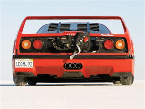 Ferrari 3 Endrohre by Ferrari 458 Italia Rekord In Spezifischer Leistung