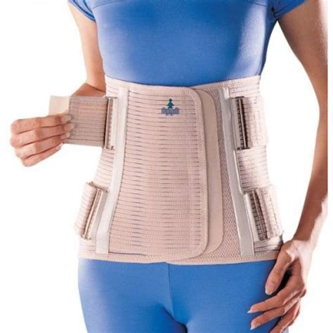 Oppo Lumbar Sacro Support oppo 2163 elastic sacro lumbar support abdominal back