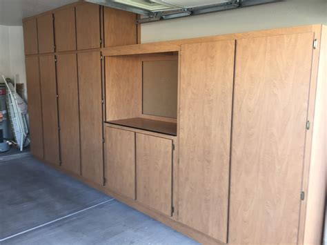 garage cabinet doors wood plywood garage cabinet doors review home co