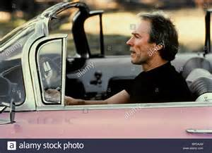 Clint Eastwood Pink Cadillac Clint Eastwood Pink Cadillac 1989 Stock Photo Royalty