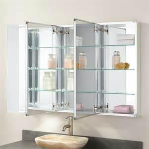 48 recessed medicine cabinet 48 quot furview recessed mount beveled medicine cabinet with