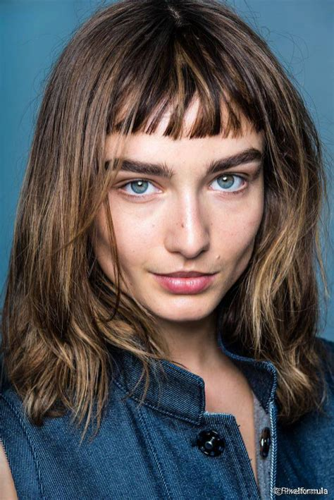 3 styles of bangs that will be in 2016