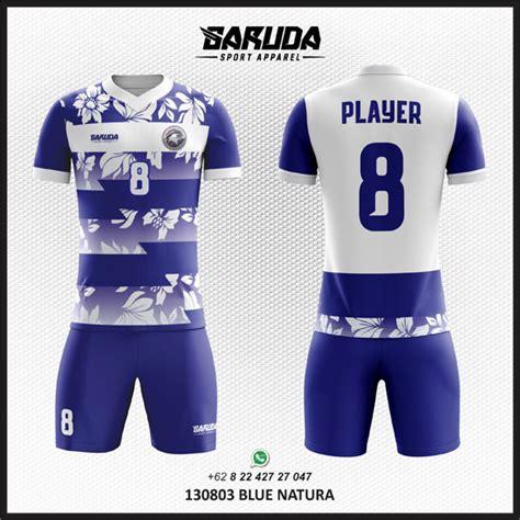 desain kaos futsal 2017 desain baju futsal depan belakang dengan celana terbaru
