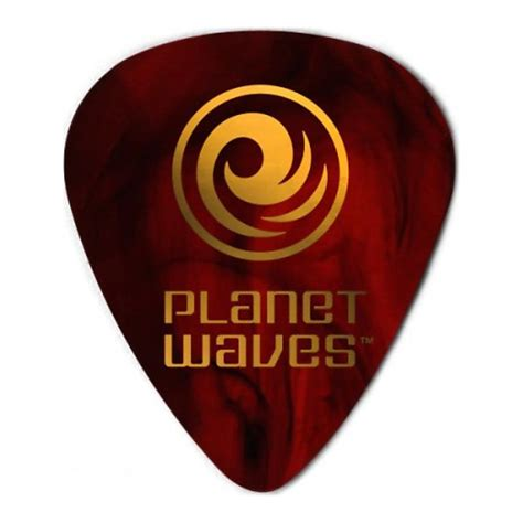 Diskon Gitar Planet Waves Celluloid Black Light 50 Mm planet waves celluloid guitar pack shell color light reverb