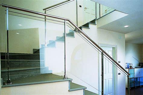 corrimano in vetro per scale vetrate per scale interne with vetrate per scale interne