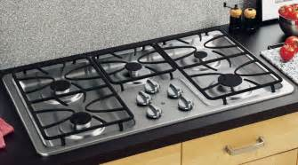 36 Gas Cooktop Ge Appliances Jgp633setss 36 Quot Gas Stainless Steel