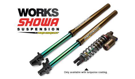 Shock Showa Klx Works Suspension Mini Procircuit