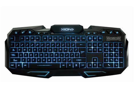 teclado gamer inalambrico multimedia informatica