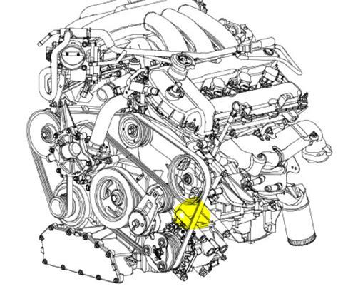 service manual 1998 jaguar xj series removing coolant level sensor coolant level sensor leak