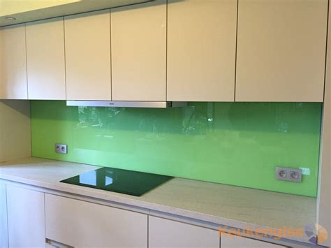 wandpanelen keuken lichtgroene keuken achterwand keukenglas