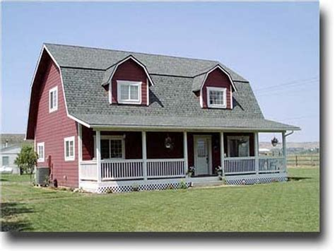 Gambrel Style House Plans Gambrel Style Wood Barn Kit Post And Beam Barn Kit Barn Free Gambrel Roof House Plans Gambrel