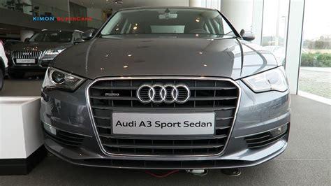 audi a3 sedan interior new 2016 audi a3 sedan exterior interior