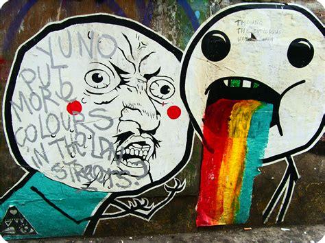 Graffiti Meme - ღ g a l a x y g i r l ღ shoreditch fashion