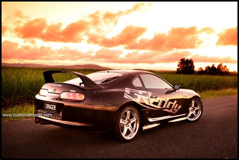 toyota supra custom cars and toyota supra pictures