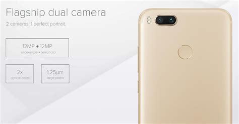 Xiaomi Mia1 Mi A1 Android One 4gb 64gb Gold Resmi Tam 1 Tahun new xiaomi mi a1 5 5 quot snapdragon 625 android one 4gb ram