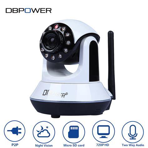 dbpower ip dbpower wifi mini ip 4xzoom wireless hd 720p ip