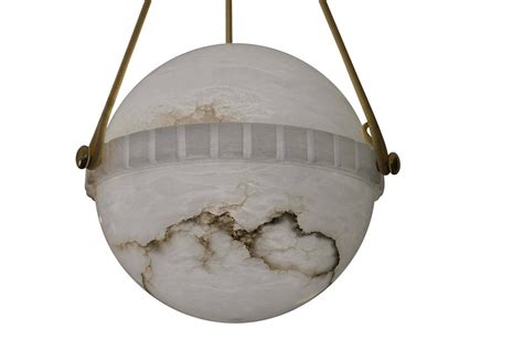 swedish alabaster globe light fixture at 1stdibs